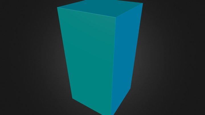 Water Chiller 3D Model