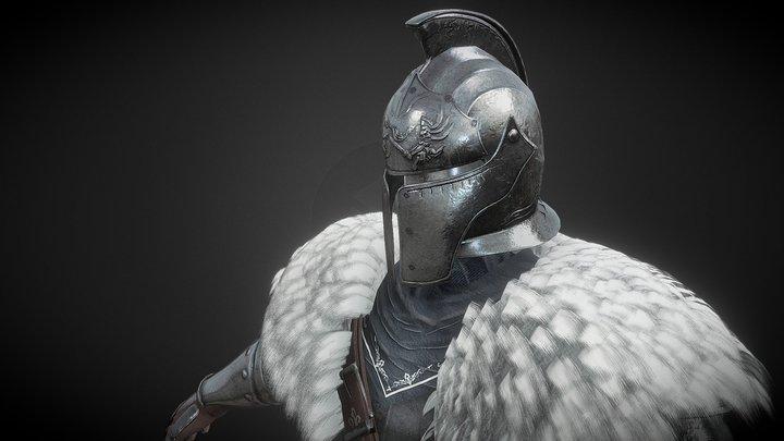 Faraam Set | Dark Souls 3D Model