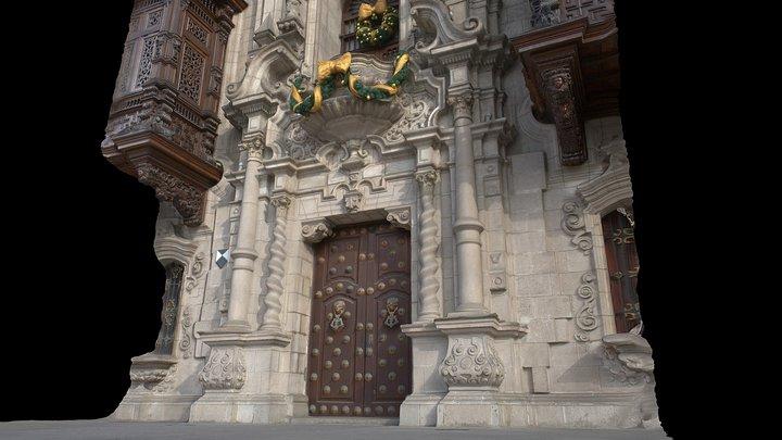 2017-12 - Peru - Lima 1 3D Model