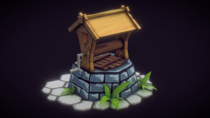 The Well 3D Model