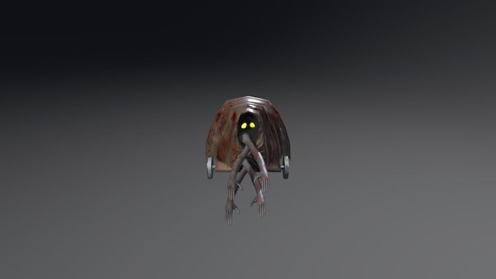 Failed Homunculi 3D Model