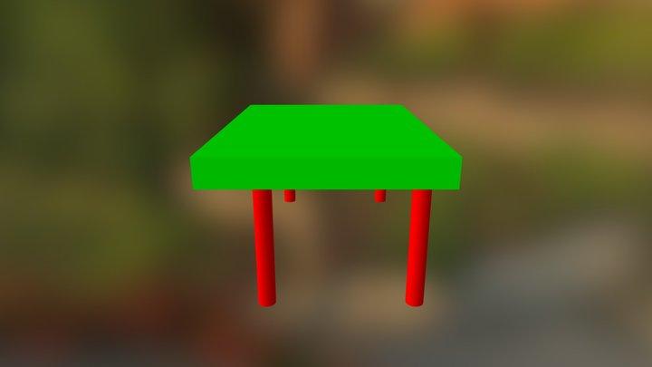 Figuras2 Mesa 3D Model