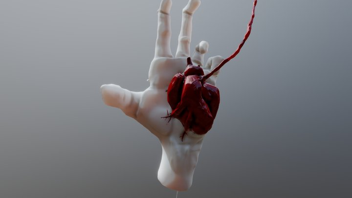 Connection 3D Model
