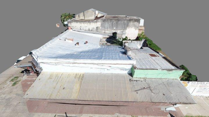 Local Las Heras y A Illia 3D Model