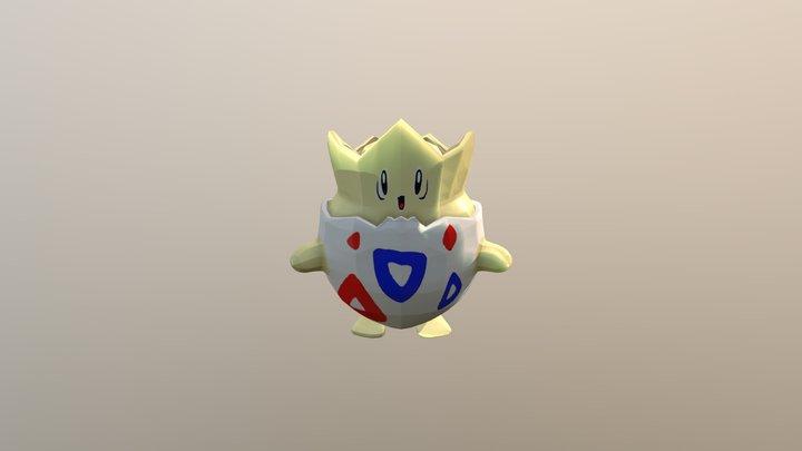 Pokemon 3D Model