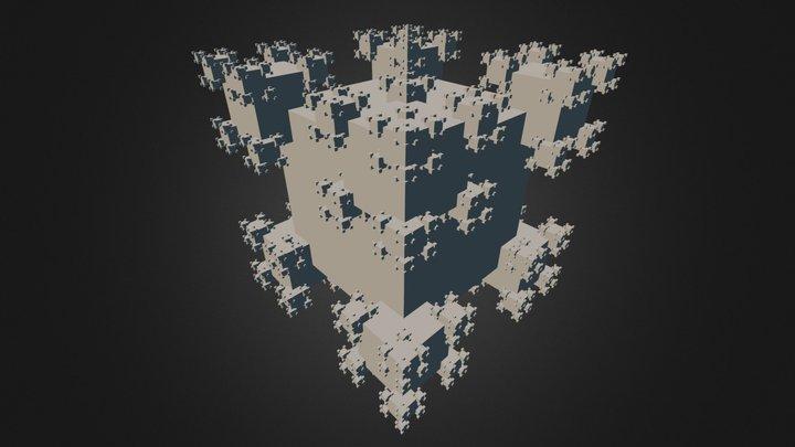 Fractal 02 3D Model