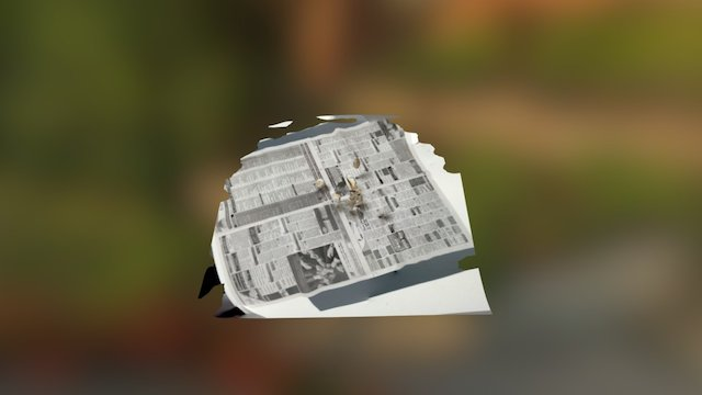 Groupe 3D Model