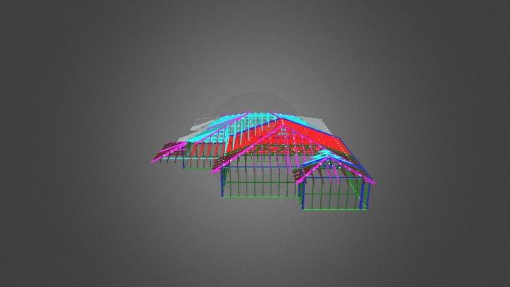 8296 3D Model
