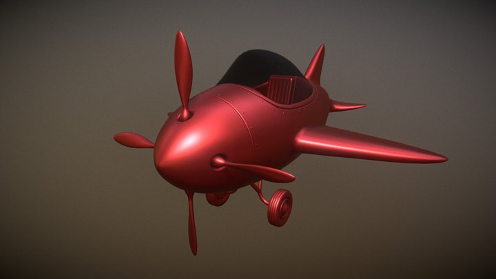 Introduction To Hard Surface Modeling 3D Model