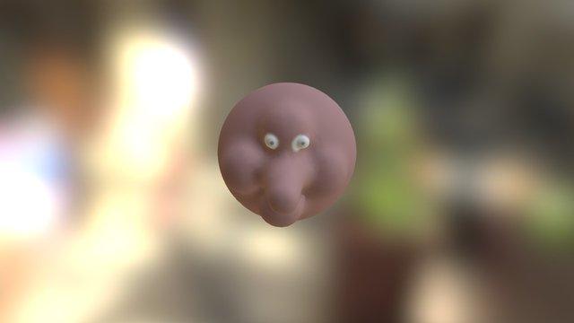 face! 3D Model