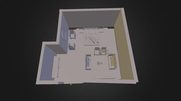 3d Studio 3D Model
