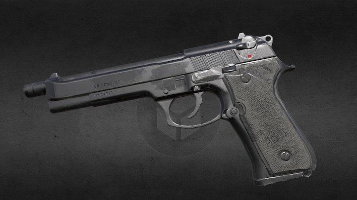 M92 3D Model
