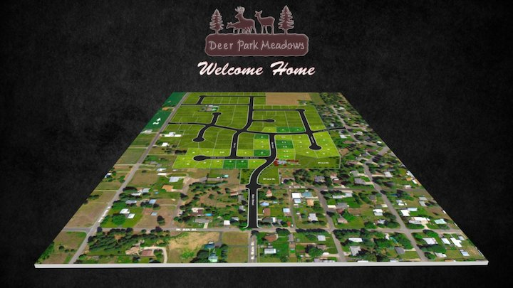 Deer Park Meadows Master Plan 2_20_17 3D Model