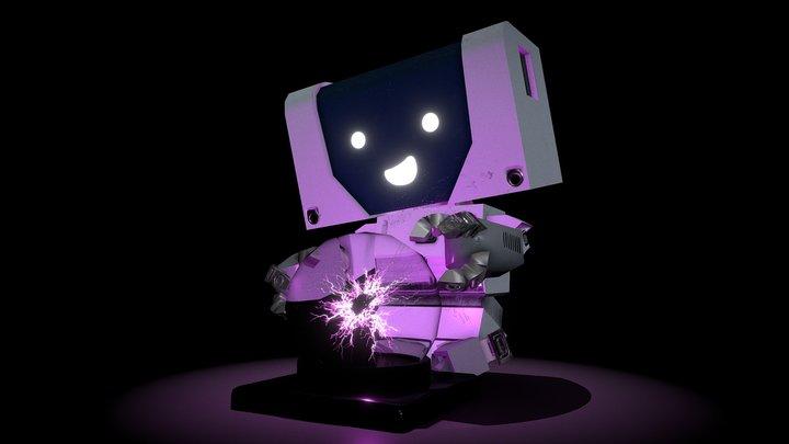 Robot Contest 3D Model