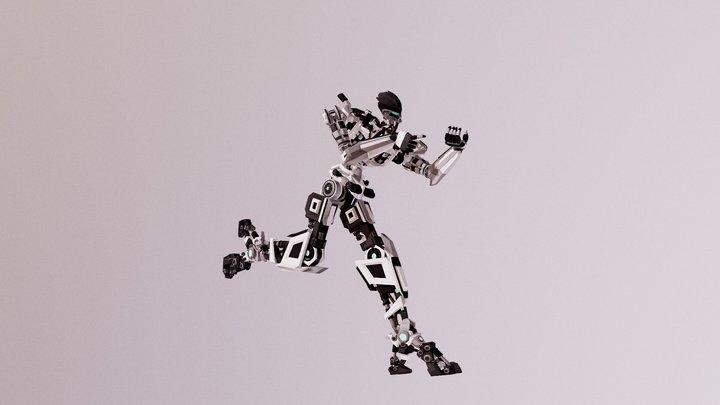 Murbot 3D Model