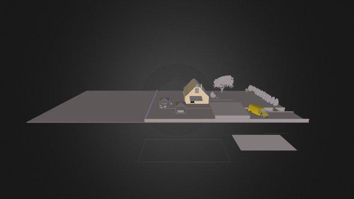 maison65 3D Model