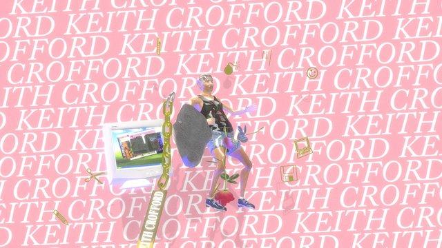 KEITH CROFFORD 3 3D Model