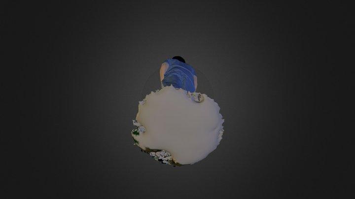 Kidboy Auto Sculp Rev Final Ps 3D Model