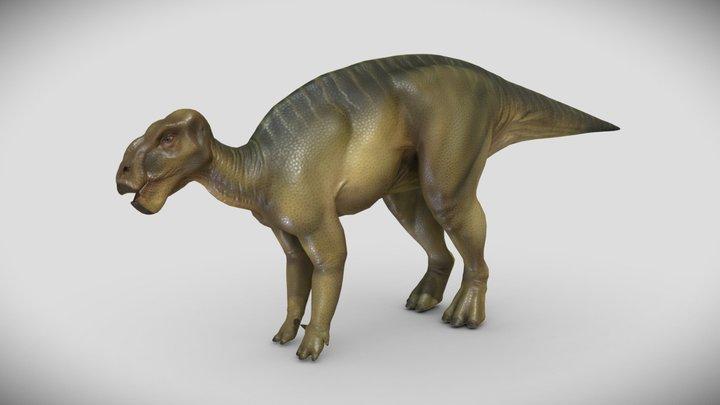 Iguanodon 3D Model