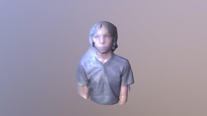 Cameron 3D Model