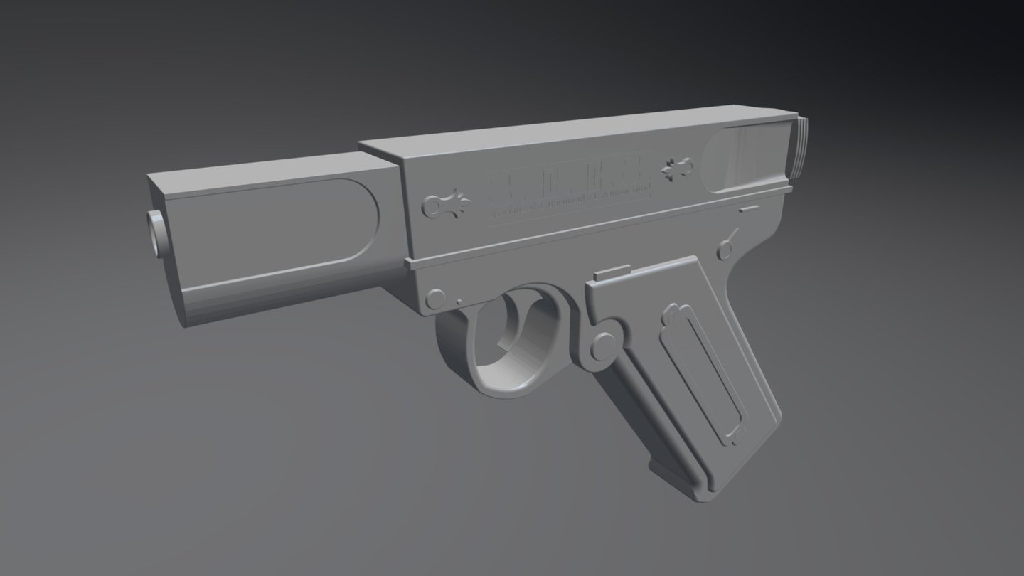 Persona 3: Evoker (rectangle upper receiver)