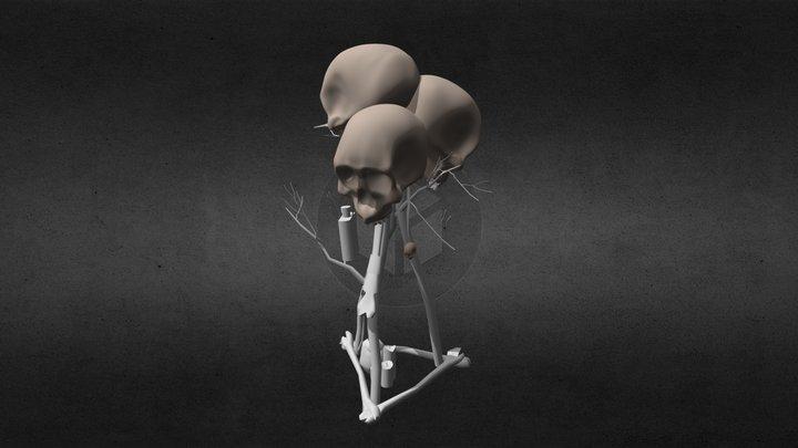 DbD_HexTotem 3D Model