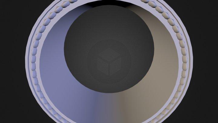 yemen ring 3D Model
