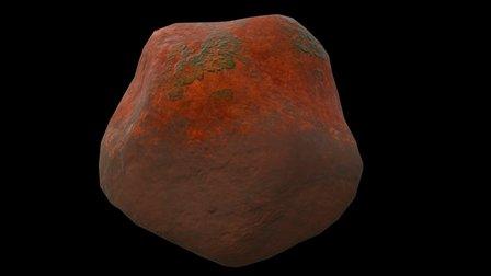 Rock #3 3D Model