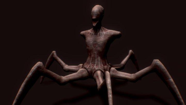 Faceless Concept 3D Model