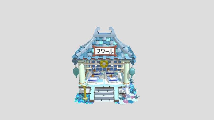FrozenSeaStudies 3D Model