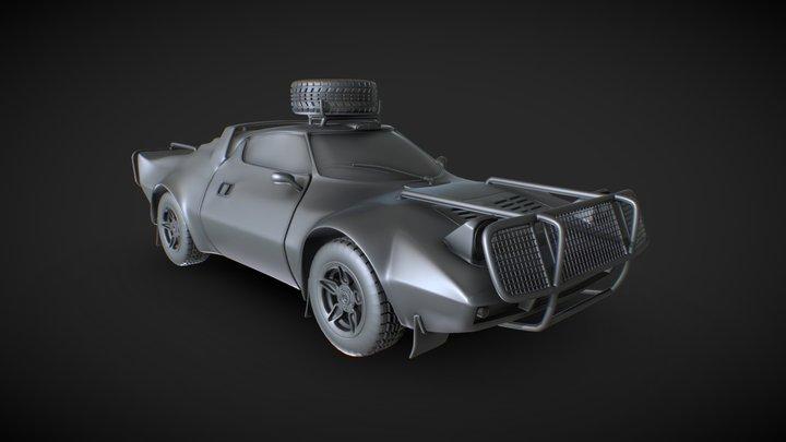 Lancia Stratos | Rally Edition 3D Model