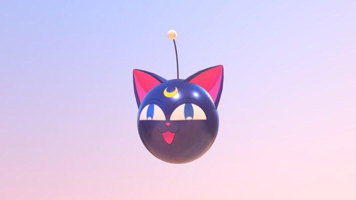 Luna P 3D Model