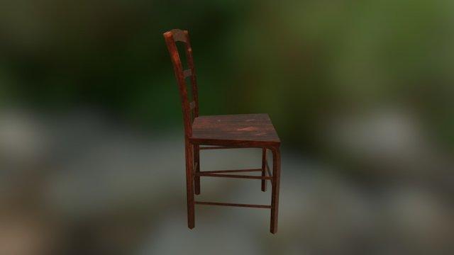 C_Chair001 3D Model