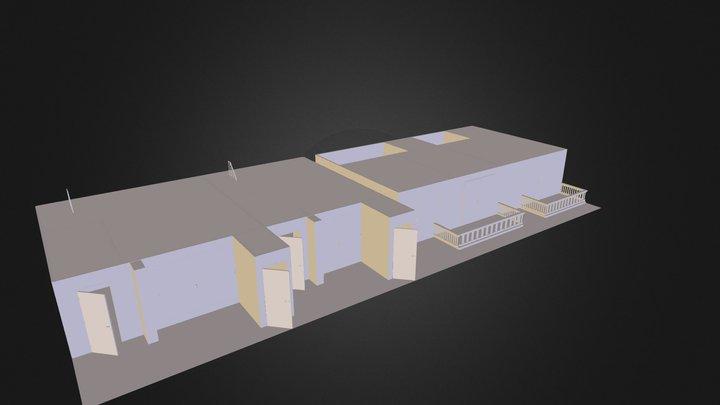 baden_v 3D Model