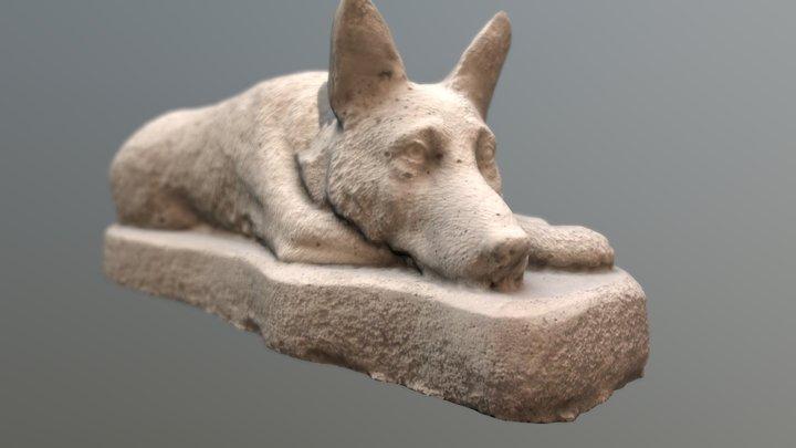 In Memory of my Dog Leo 3D Model