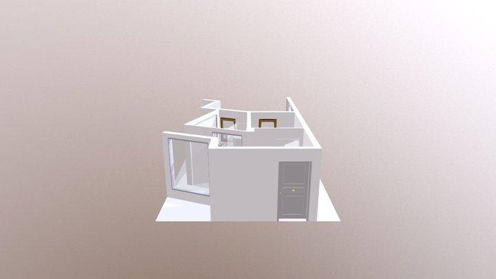 Cuisine 3D Model