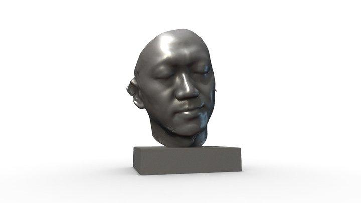 Jimmy face 3D Model