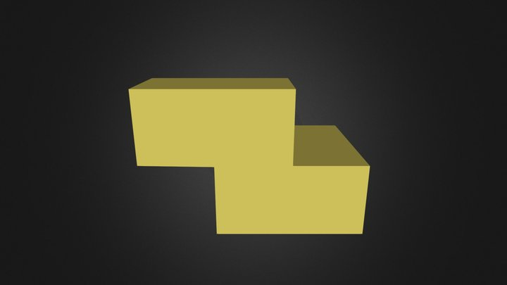 box 1 3D Model