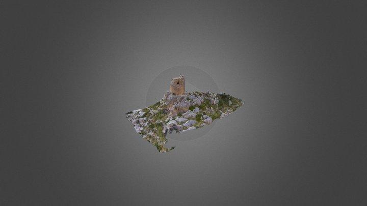 TORRE DE NA SECA // BALITX 2016 3D Model