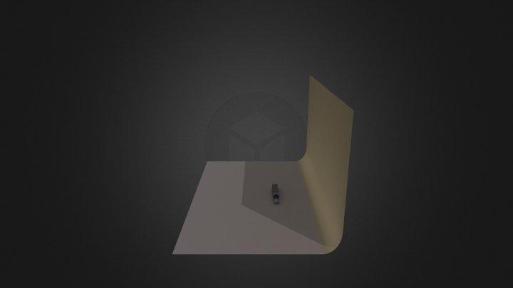 preuba materiales 3D Model