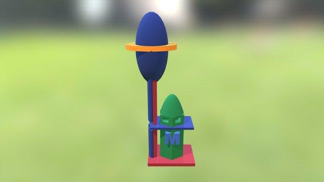 Martin 3D Model