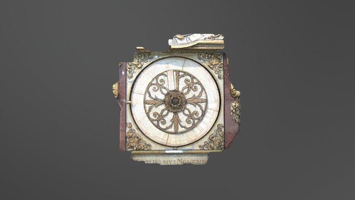 Astronomical Clock 3D Model