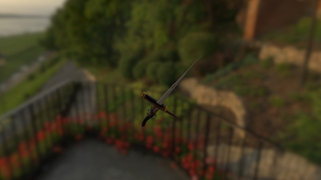 Deceiver w/ Animations 3D Model