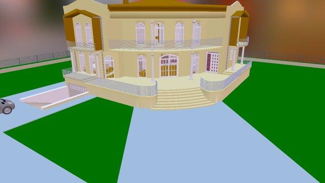 XHEMAL ARCH 3D Model