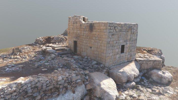 Montar #6, Altirha area in Ramallah 3D Model