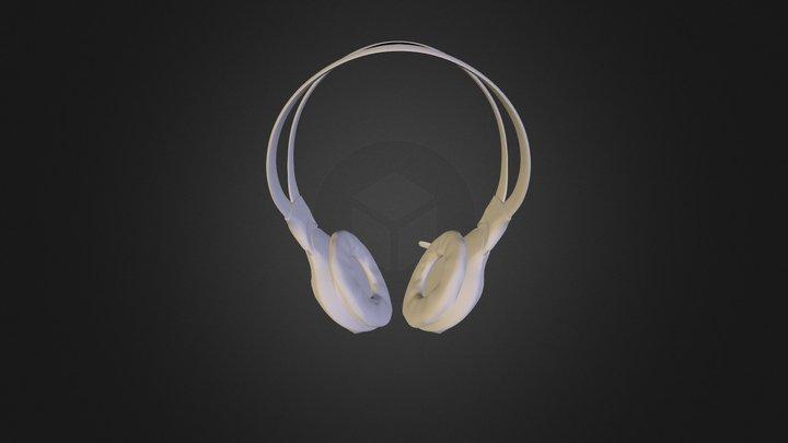 877275_headphones 3D Model