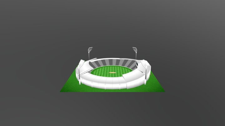 Stadium Lv11 3D Model