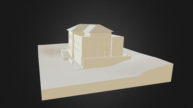 Ayuntamiento 3D Model
