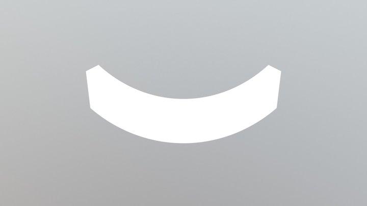 Сегмент Дельфин 3D Model