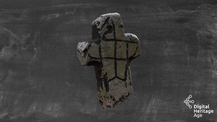 Nobber - Cross 2 3D Model